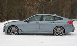 The GT cars: test drive BMW 640i Gran Turismo