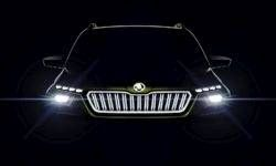 Compact crossover Skoda Vision X: details