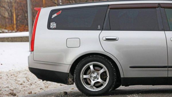 Imperial shed: the experience of owning a Nissan Stagea
