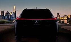 The most affordable Lexus crossover will debut in March