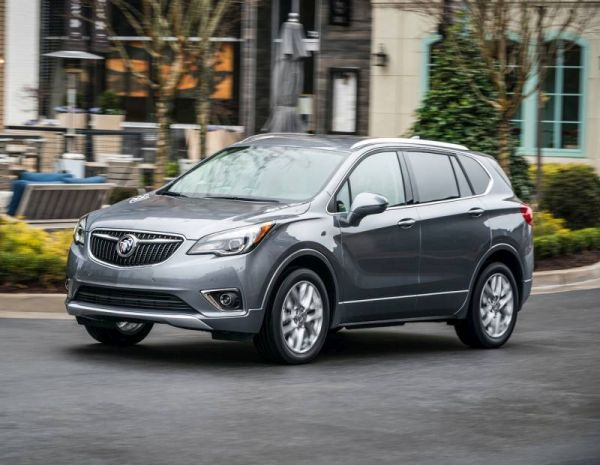 Updated Buick Envision sale