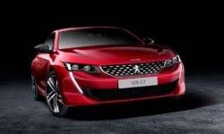 Design Peugeot 508 new generation revealed before the premiere