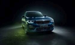 Alpina introduced a diesel alternative to the future BMW X3 M