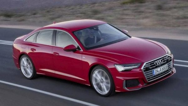 The Network has unveiled the new Audi A6 on the official photos