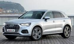 New Audi Q3: what will it be