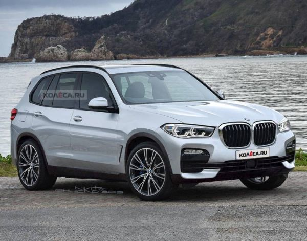 New Bmw X5 G05 What Will It Be Fineauto