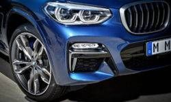 Electric BMW iX3: new details