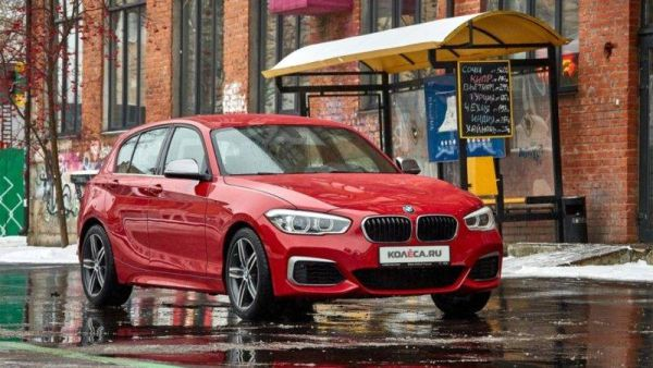 Critical days: test drive BMW M140i