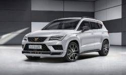 """Firstborn,"" the brand new Cupra was the 300-strong crossover"