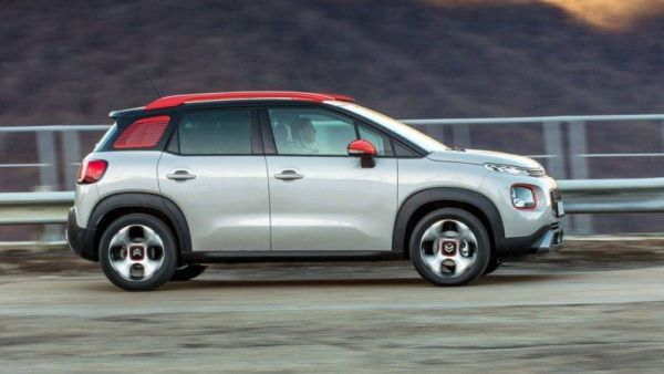 Bulldog on a walk: the first test drive of the Citroen C3 Aircross
