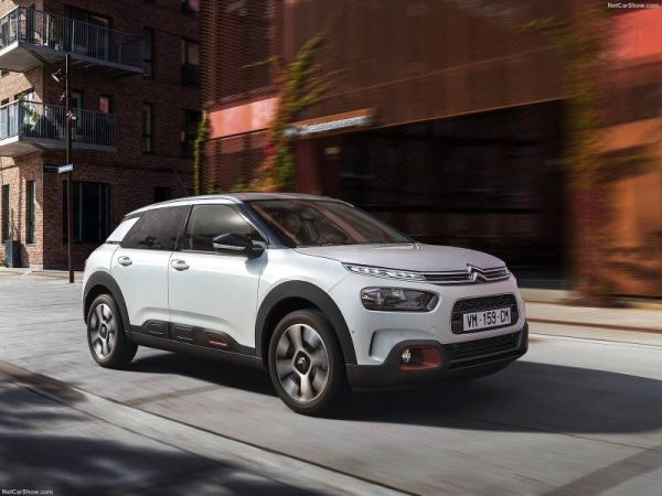 The first tests Citroen C4 Cactus: soft and authentic