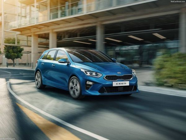 The first test Kia Ceed new generation: sharp habits and high-quality interior