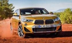 The first tests of the BMW X2: crossover with the habits of a hatchback