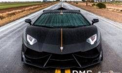 DMC showed the updated special version of the Aventador Edizione GT