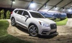 Large crossover Subaru Ascent: the prospects for the emergence in Russia