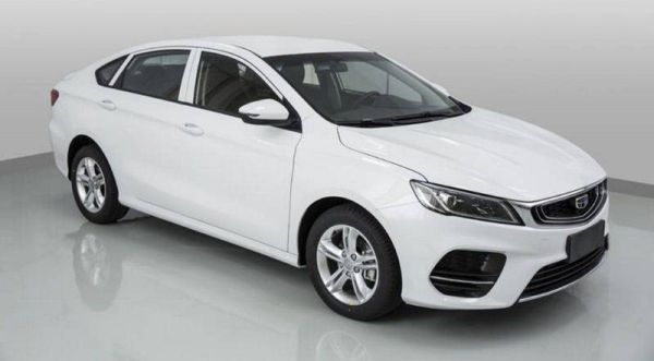 Geely is expanding its range of sedans: the first photos of the new model