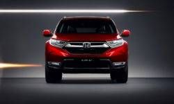 Honda will present in Geneva the European version of the CR-V