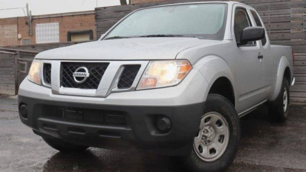 The horror and fascination of old age: a test drive Nissan Frontier 2018