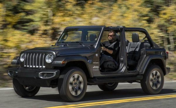 Bruiser Conversions has introduced a 450-HP special model of the new Jeep Wrangler