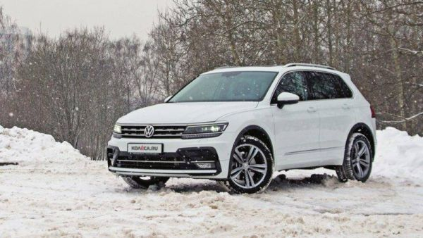 The art of Woo: test drive of Volkswagen Tiguan Sportline