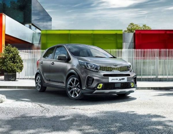 Cross-version of the Kia Picanto went on sale in Russia