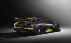 McLaren will present in Geneva a special version of Senna Carbon Theme