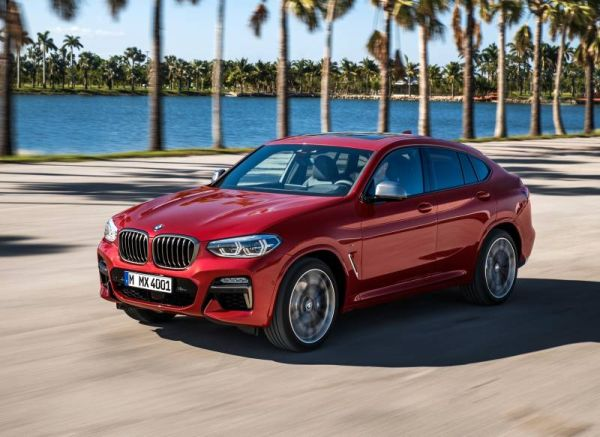 BMW X4 new generation officially presented