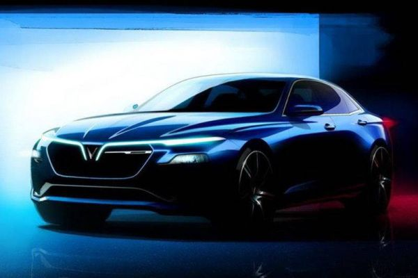 Pininfarina is developing a sedan and a crossover to Vietnamese automaker