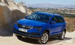 Petrol Skoda Karoq will be available with all-wheel drive