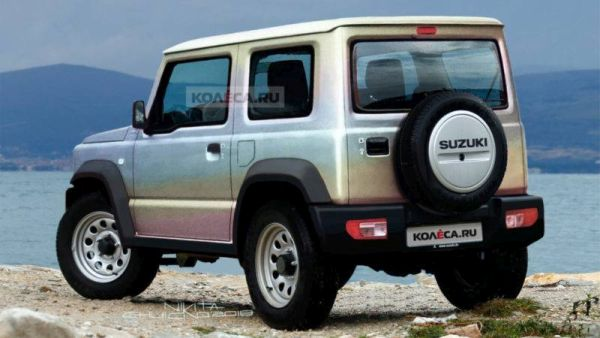 new suzuki jimny what will it be fineauto. Black Bedroom Furniture Sets. Home Design Ideas