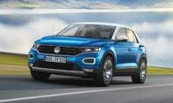 Volkswagen will make the crossover T-Roc convertible for 80 million euros