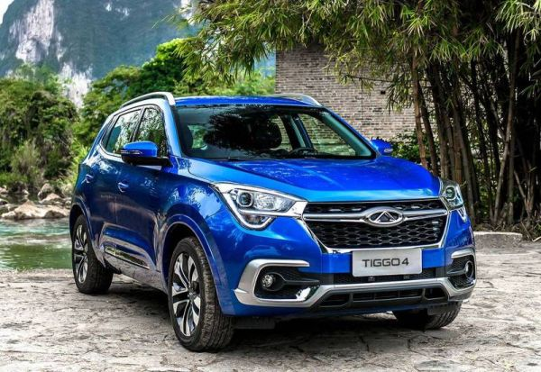"""In Chery talked about the global """"SUV"""" Tiggo 4"""