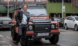 New Defender: no Land Rover, but with Daimler