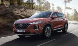 New Hyundai Santa Fe: the article presents the European version