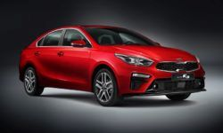 Kia Cerato new generation enters the market