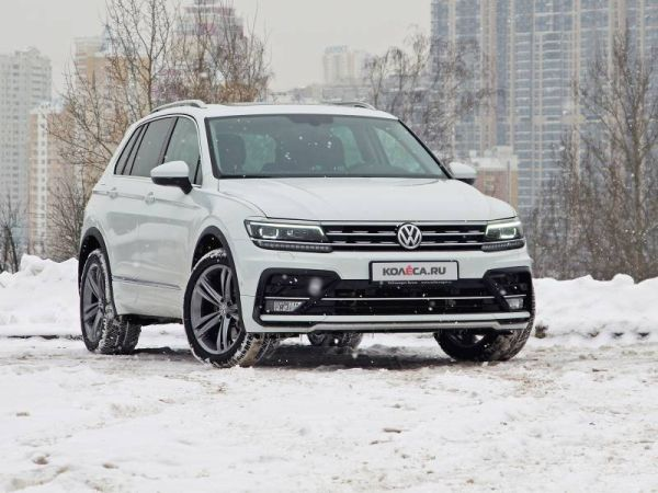 The Art Of Woo Test Drive Of Volkswagen Tiguan Sportline Fineauto