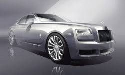 Rolls-Royce has announced a limited edition model Ghost