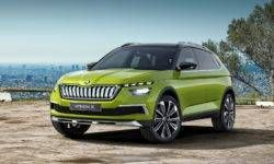 Skoda has unveiled the new compact crossover