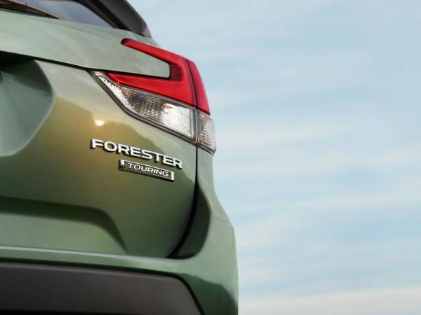 New Subaru Forester: second official image