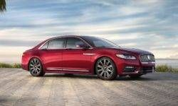 Lincoln may waive sedan Continental
