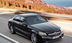 Updated Mercedes-AMG C 43 added power
