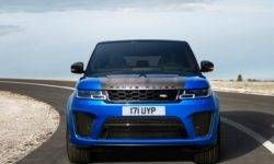 First test Range Rover Sport SVR: stunning dynamics and energy-intensive suspension