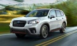 Official: Subaru Forester changed a generation