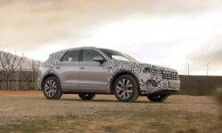 New Volkswagen Touareg: first official video