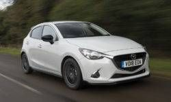 Mazda2 received the special version Sport Black Limited Edition