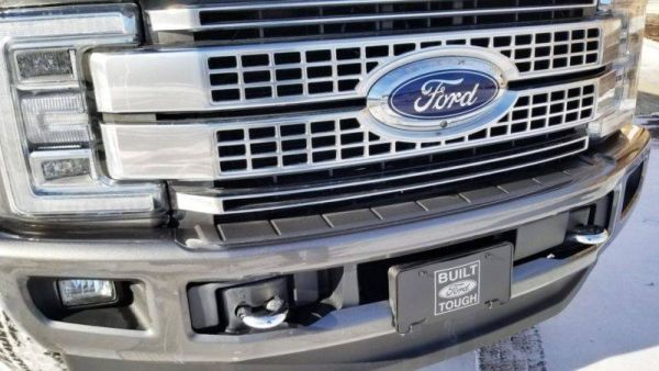 Test drive the Ford F-250