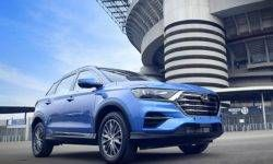 "Chinese ""SUV"" with Italian roots: SWM presented the novelty"