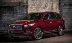 Infiniti has announced a more luxurious performance of the QX60 and QX80
