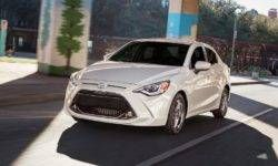 Toyota has updated its entry-level sedan
