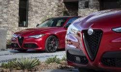 Alfa Romeo Giulia and Stelvio received a special version